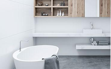 services salles de bains